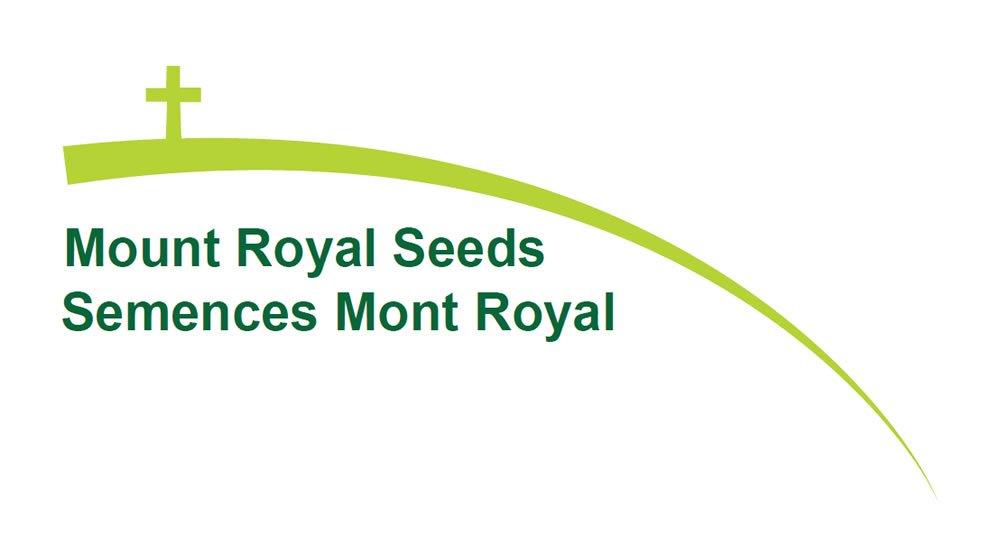 Mount Royal Seeds Logo Design
