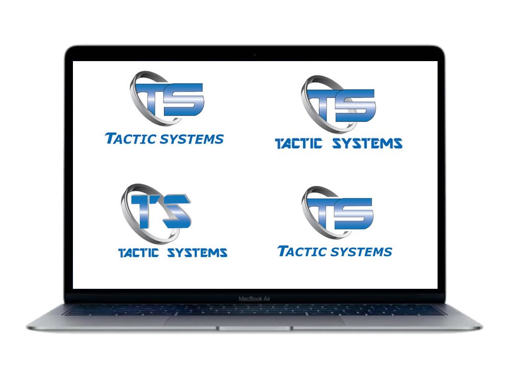 Tactic Systems logo variations