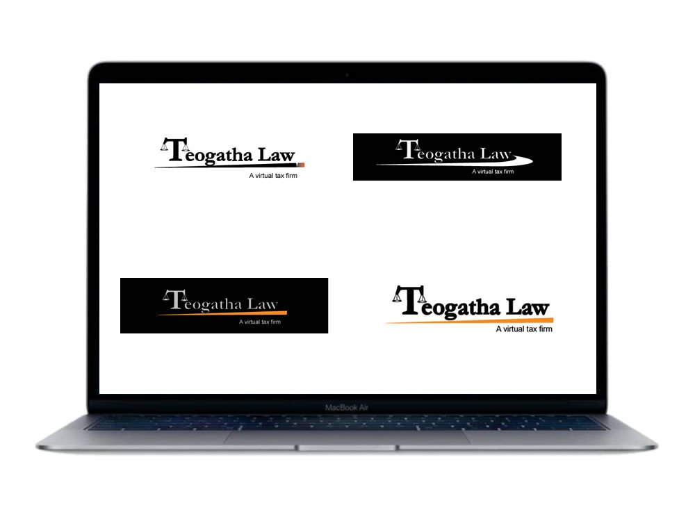 Teogatha logo variations