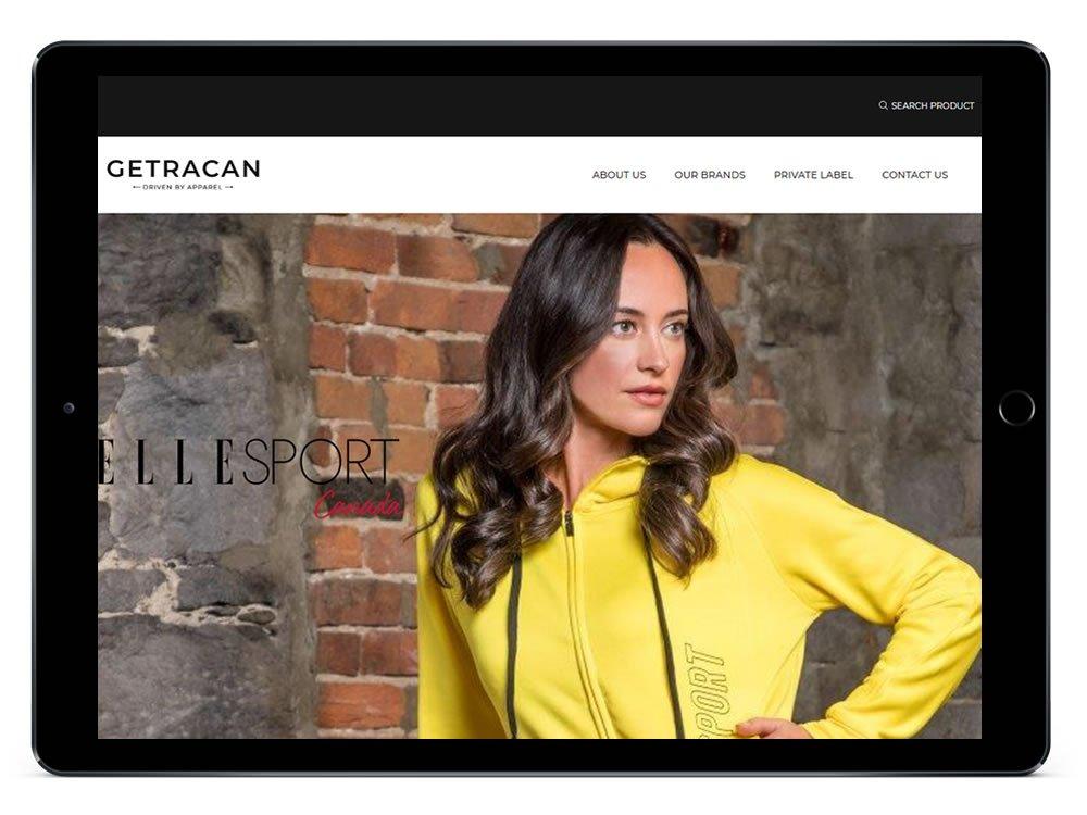 Getracan Web Design